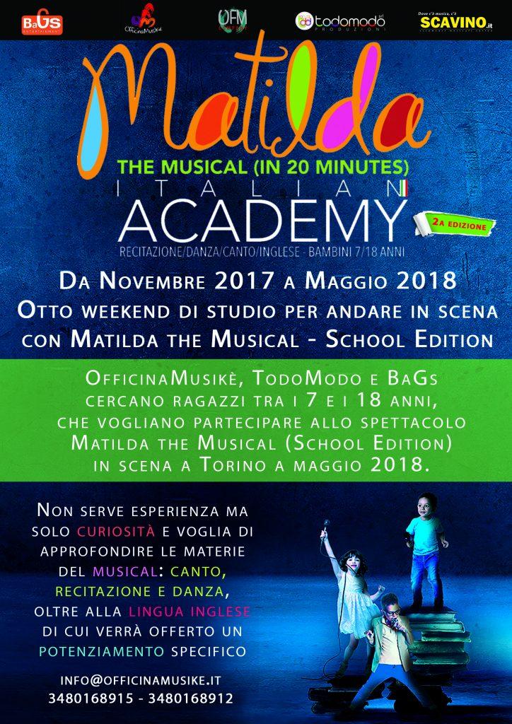 a3 academy 2017-18